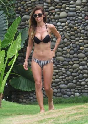 Audrina Patridge Bikini Photos: 2014 in Bali -04