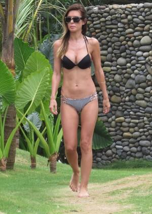 Audrina Patridge Bikini Photos: 2014 in Bali -18