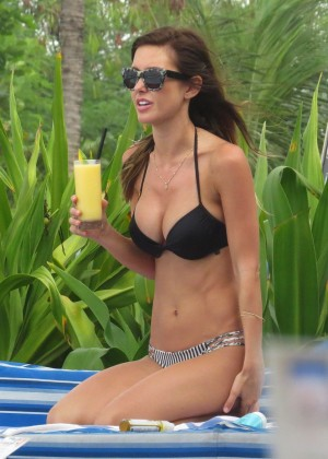 Audrina Patridge Bikini Photos: 2014 in Bali -19