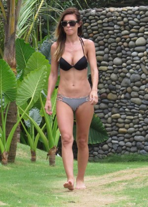 Audrina Patridge Bikini Photos: 2014 in Bali -29