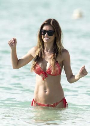 Audrina Patridge bikini photoshoot 2014-05