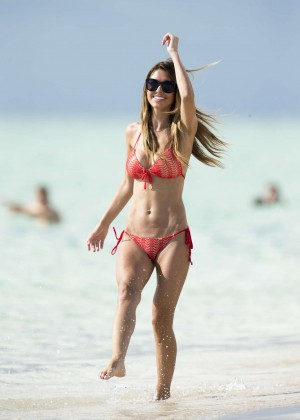 Audrina Patridge bikini photoshoot 2014-07