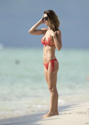 Audrina Patridge bikini photoshoot 2014-12