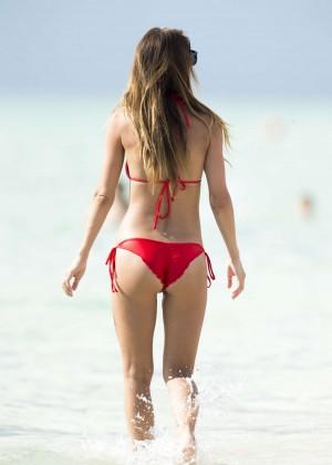Audrina Patridge bikini photoshoot 2014-16