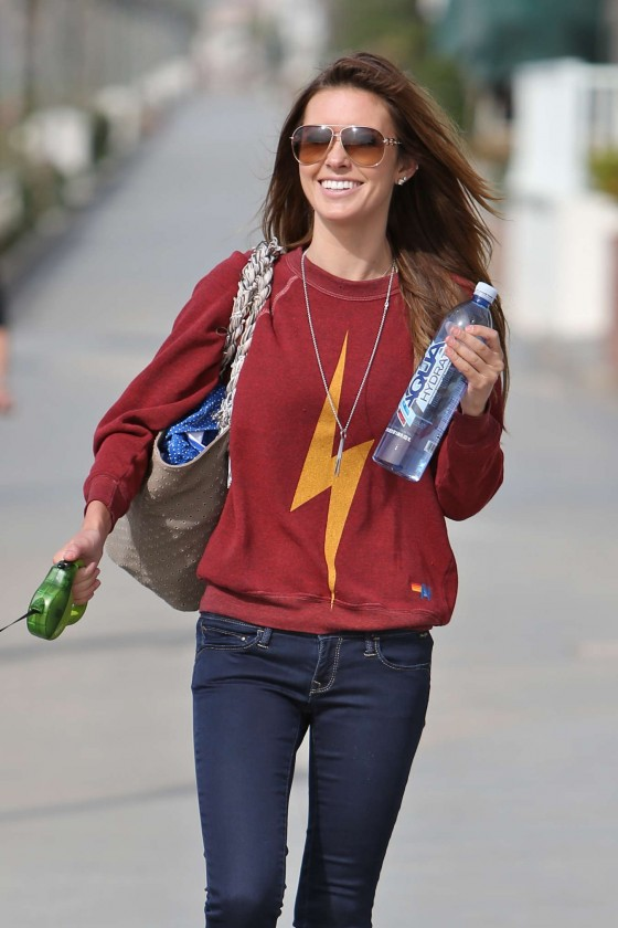 Audrina Patridge - In Jeans