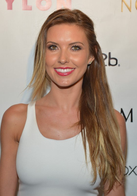 Audrina Patridge – NYLON 2013 Annual May Young Hollywood Issue Party in Hollywood