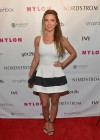 Audrina Patridge - NYLON 2013 Annual May Young Hollywood Issue Party -05