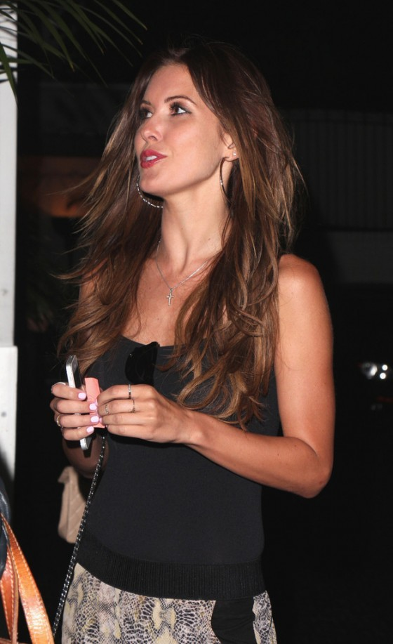 Audrina Patridge - Out in LA -15