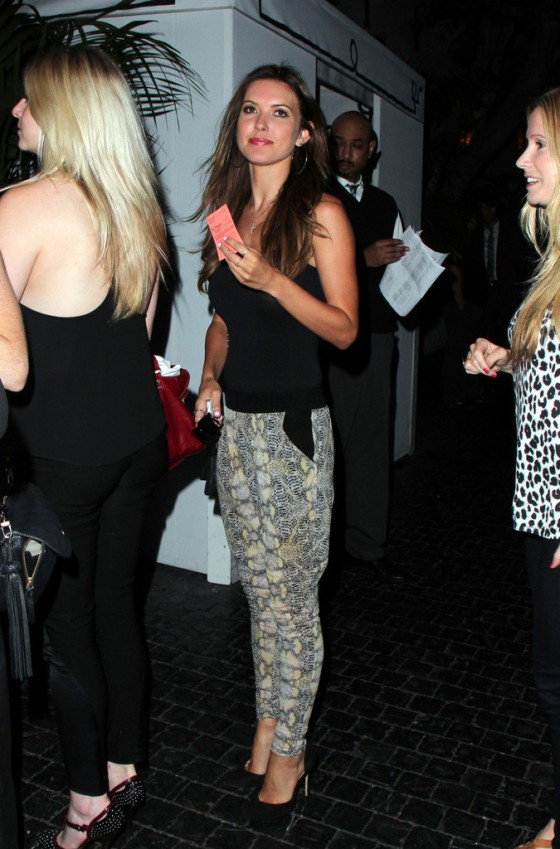 Audrina Patridge - Out in LA -17