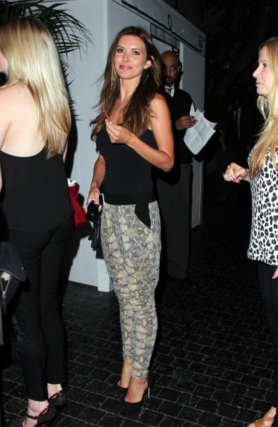 Audrina Patridge - Out in LA -18