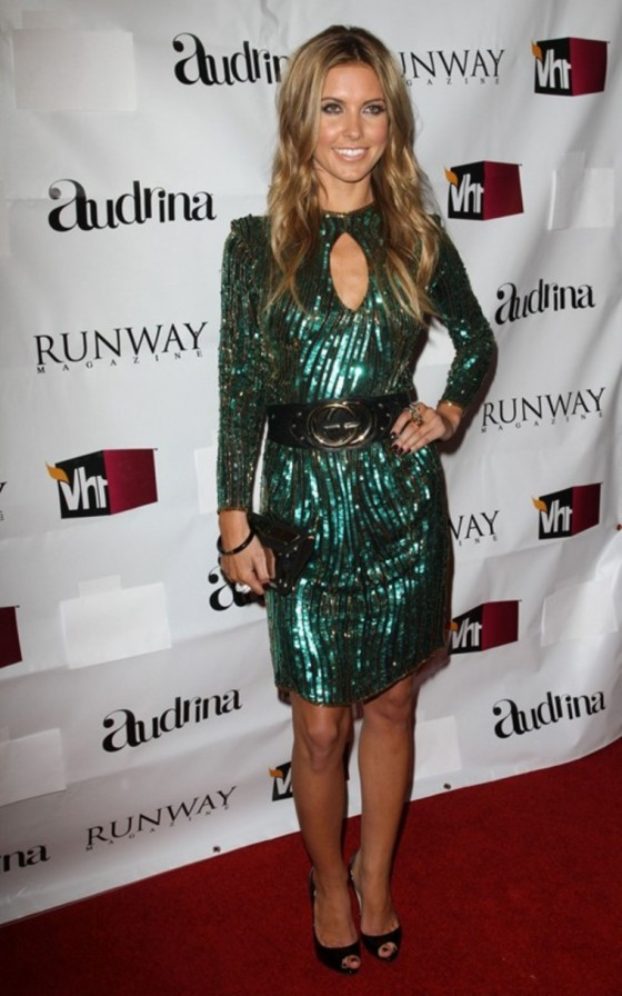 "Audrina Patridge – Runway Magazine Launch of ""Audrina"" in Los Angeles"