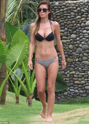 Audrina Patridge in bikini in Bali -01