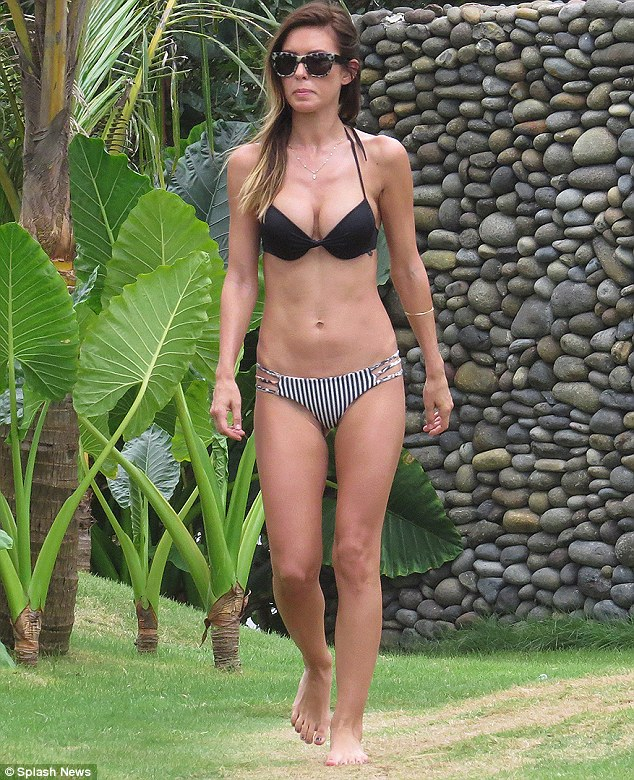 Audrina Patridge 2014 : Audrina Patridge in bikini in Bali -01