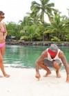 Audrina Patridge - Wearing a bikini in Tahiti -29