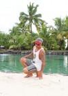 Audrina Patridge - Wearing a bikini in Tahiti -31