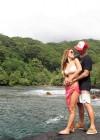 Audrina Patridge - Wearing a bikini in Tahiti -37