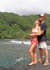 Audrina Patridge - Wearing a bikini in Tahiti -38