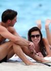 Audrina Patridge - Wearing Bikini in Miami  -10