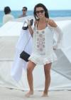 Audrina Patridge - Wearing Bikini in Miami  -13