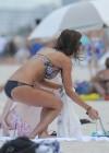 Audrina Patridge - Wearing Bikini in Miami  -15