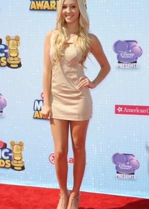 Ava Sambora Hot at Disney Music Awards -05