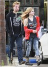 Avril Lavigne at Bed Bath and Beyond in Los Angeles-03