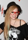Avril Lavigne at the MAGIC Convention in Las Vegas