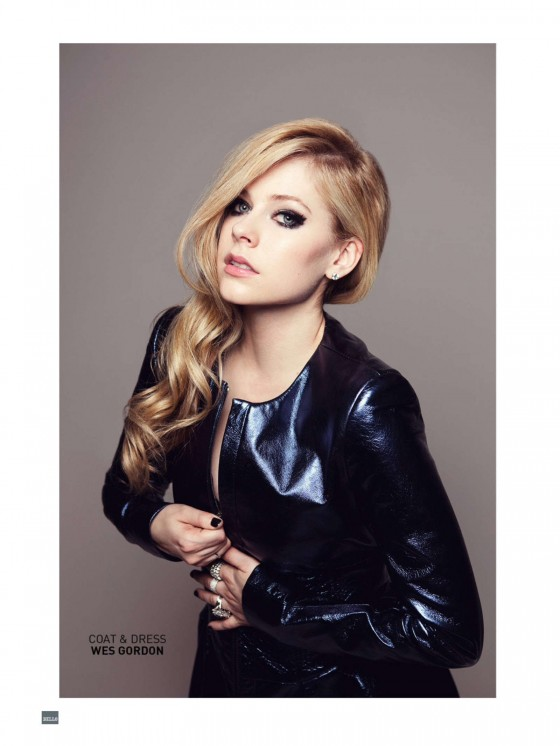 Avril Lavigne: Bello Magazine -04
