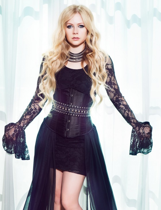 Avril lavigne glamoholic magazine october 2013 gotceleb avril lavigne glamoholic magazine october 2013 voltagebd Image collections