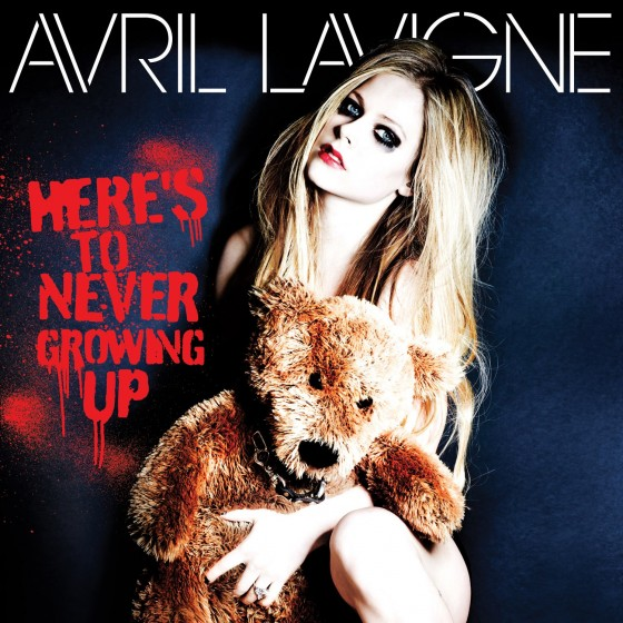 Avril Lavigne – HTNGU Single Cover -01