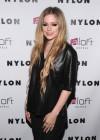 Avril Lavigne - NYLON Magazine Cover Celebration in NYC -03
