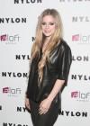 Avril Lavigne - NYLON Magazine Cover Celebration in NYC -05