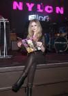 Avril Lavigne - NYLON Magazine Cover Celebration in NYC -12