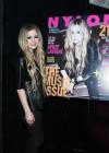 Avril Lavigne - NYLON Magazine Cover Celebration in NYC -13