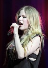 Avril Lavigne - Performing at Y100 Jingle Ball Sunrise-02