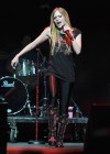 Avril Lavigne - Performing at Y100 Jingle Ball Sunrise-10