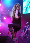Avril Lavigne - Performing at Y100 Jingle Ball Sunrise-11