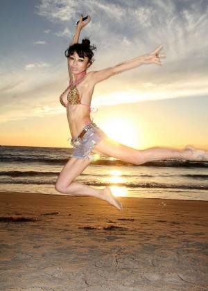 Bai Ling: Bikini Photoshoot 2014 -02