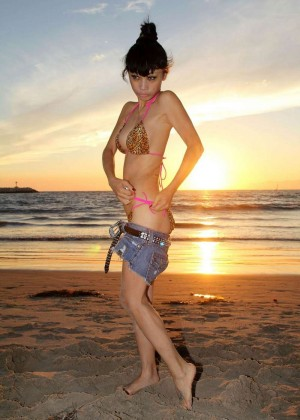 Bai Ling: Bikini Photoshoot 2014 -08