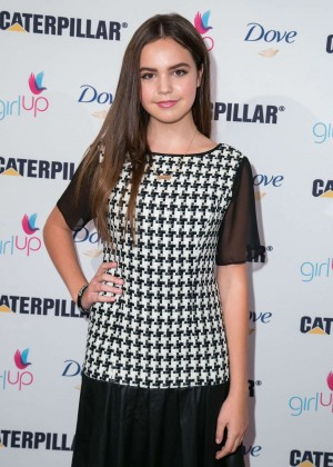 Bailee Madison - 2014 International Day of the Girl Celebration in LA