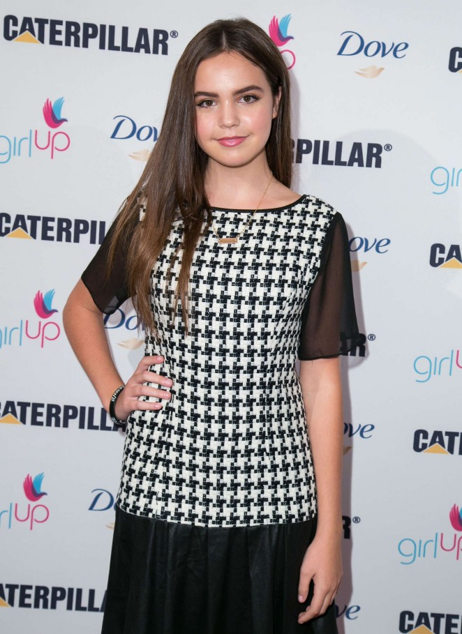 Bailee Madison - 2014 International Day of the Girl Celebration in LA