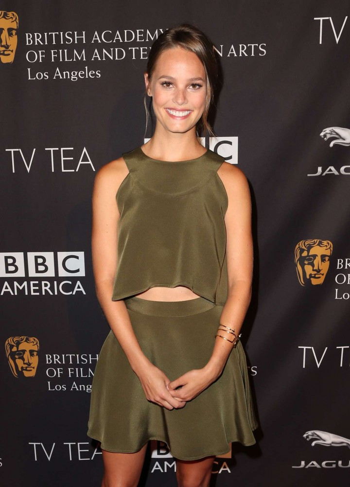 Bailey Noble - 2014 BAFTA Los Angeles TV Tea in Beverly Hills