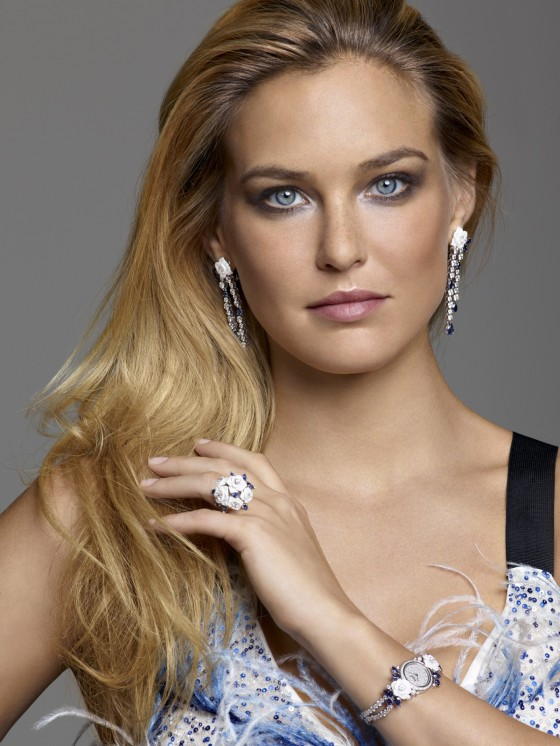 Bar Refaeli – 2013 Piagets Rose Collection -01