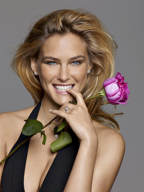 Bar Refaeli – 2013 Piagets Rose Collection -04