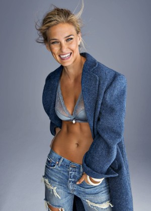 Bar Refaeli: Photoshoot by Gilles Bensimon -06