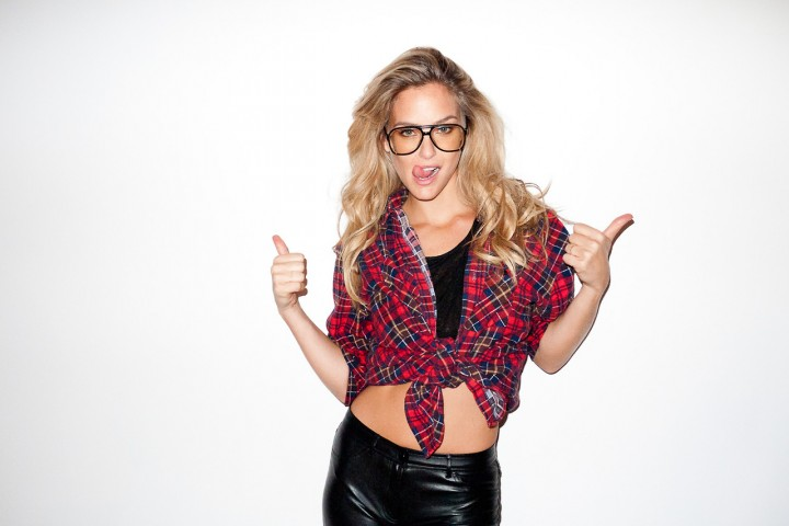 Bar Refaeli: Terry Richardson Shoot -01