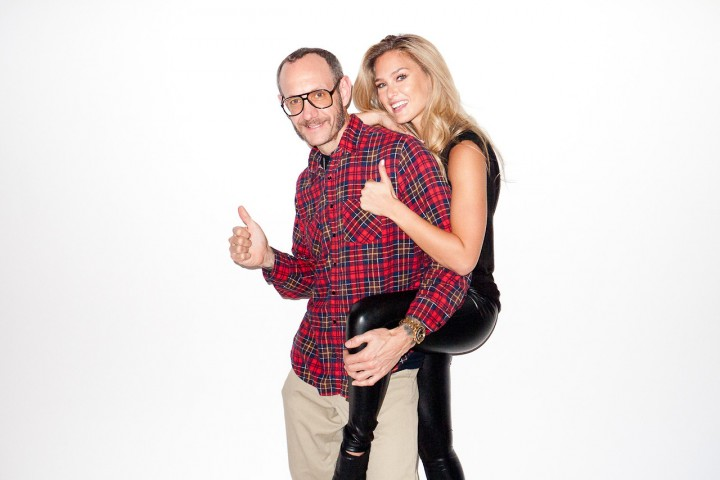 Bar Refaeli: Terry Richardson Shoot -06