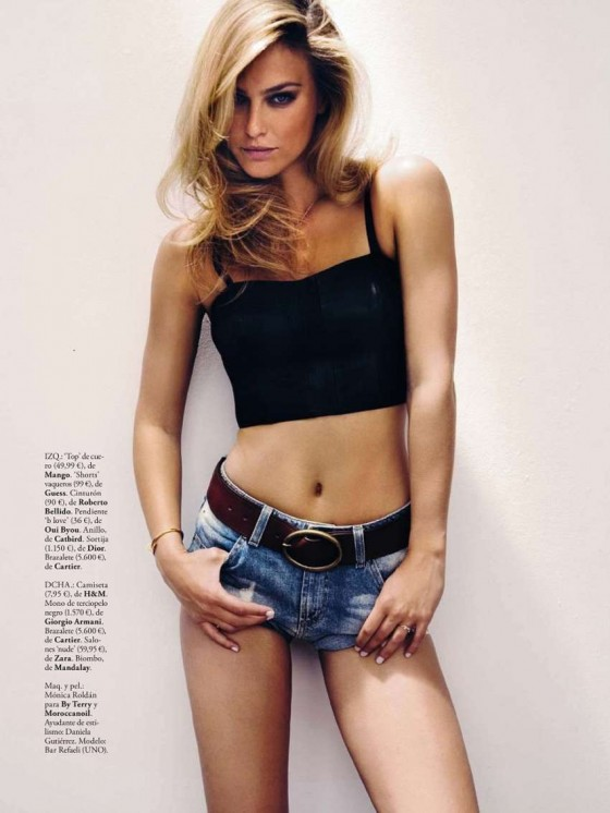 Bar Refaeli – Elle Spain -07