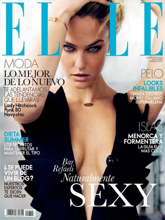 Bar Refaeli – Elle Spain -13