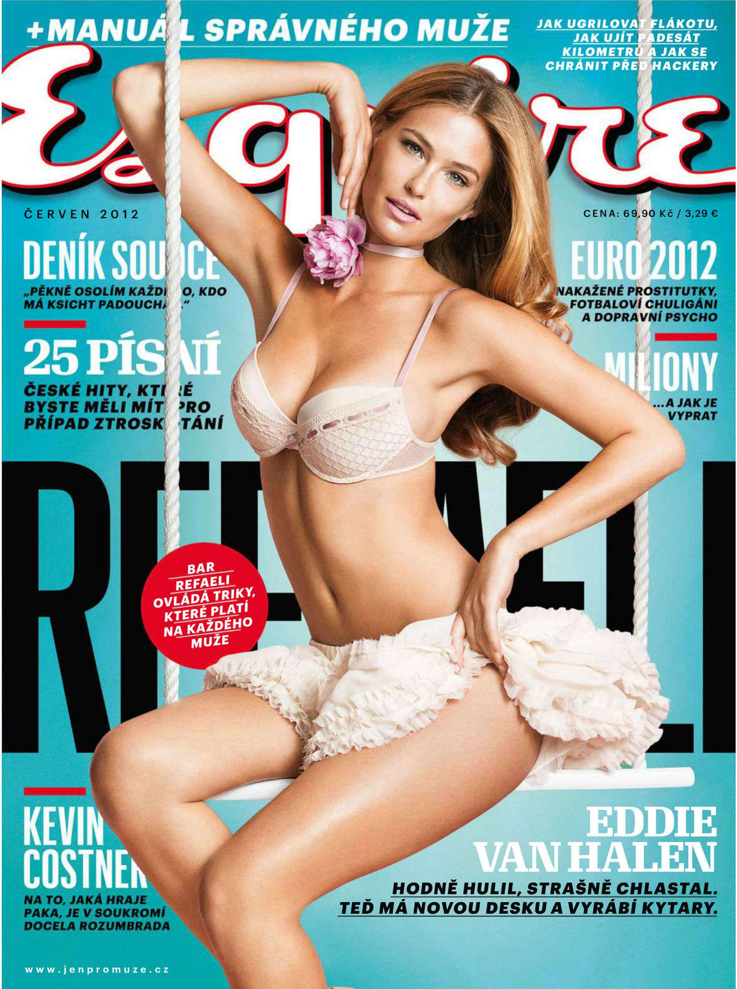 Bar Refaeli Hot Photos from Esquire 2012-06 - GotCeleb Bar Refaeli